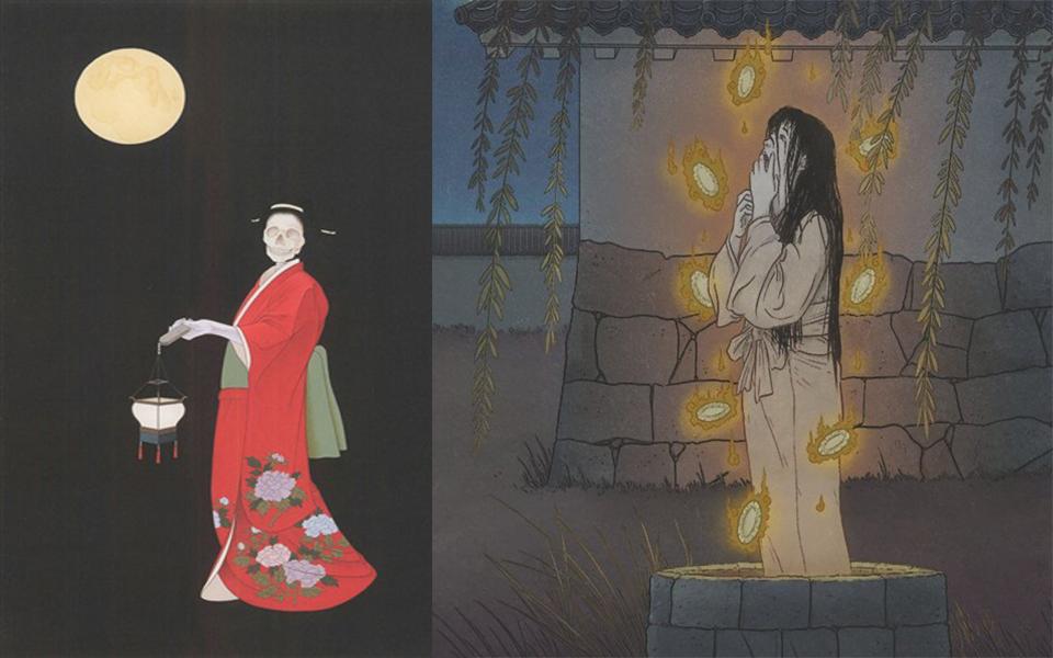 'Tam Đại Quái Đàm' - 3 kiệt tác kinh dị bất hủ của xứ Phù Tang