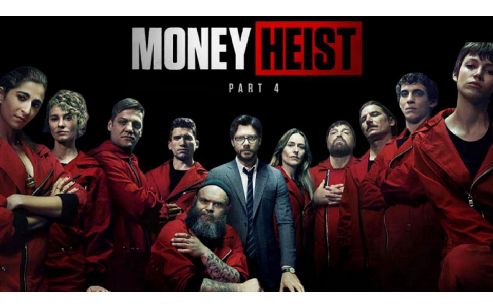 Siêu phẩm 'Money Heist' mùa 4 lên top 1 trending ở Việt Nam, hứa hẹn phá vỡ mọi kỷ lục trên Netflix