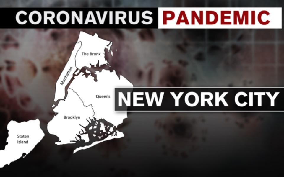Nước Mỹ chạm mốc 300.000 ca dương tính Covid-19 khi New York thất thủ, biến thành ổ dịch lớn nhất thế giới