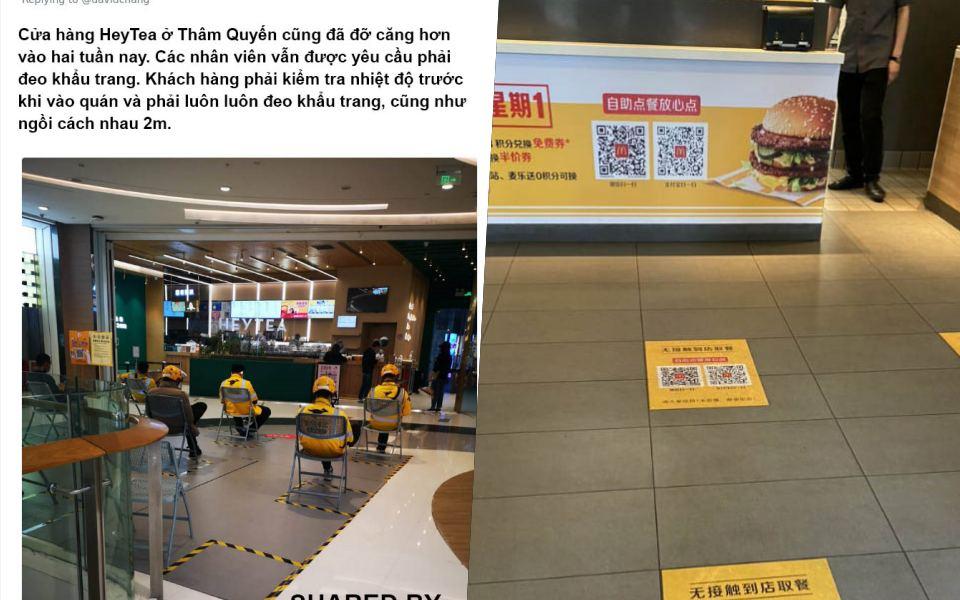 Các nhà hàng tại Đông Nam Á thay đổi cách phục vụ khi mở cửa trở lại sau dịch COVID-19
