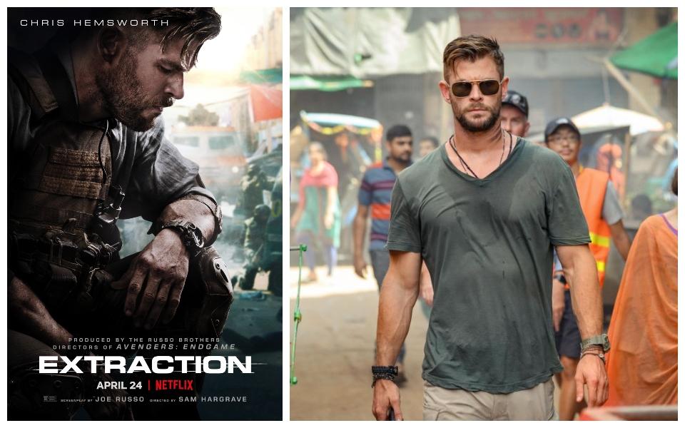 'Thần Thor' Chris Hemsworth khuấy động Netflix trong bom tấn hành động mới nhất do đạo diễn 'Avengers' sản xuất