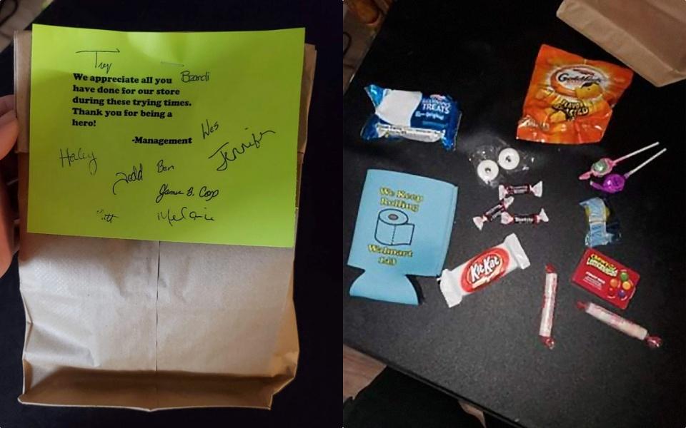 Nhân viên Walmart, Amazon cảm thấy ê chề vì phần thưởng làm thêm ca mùa dịch chỉ là bánh kẹo