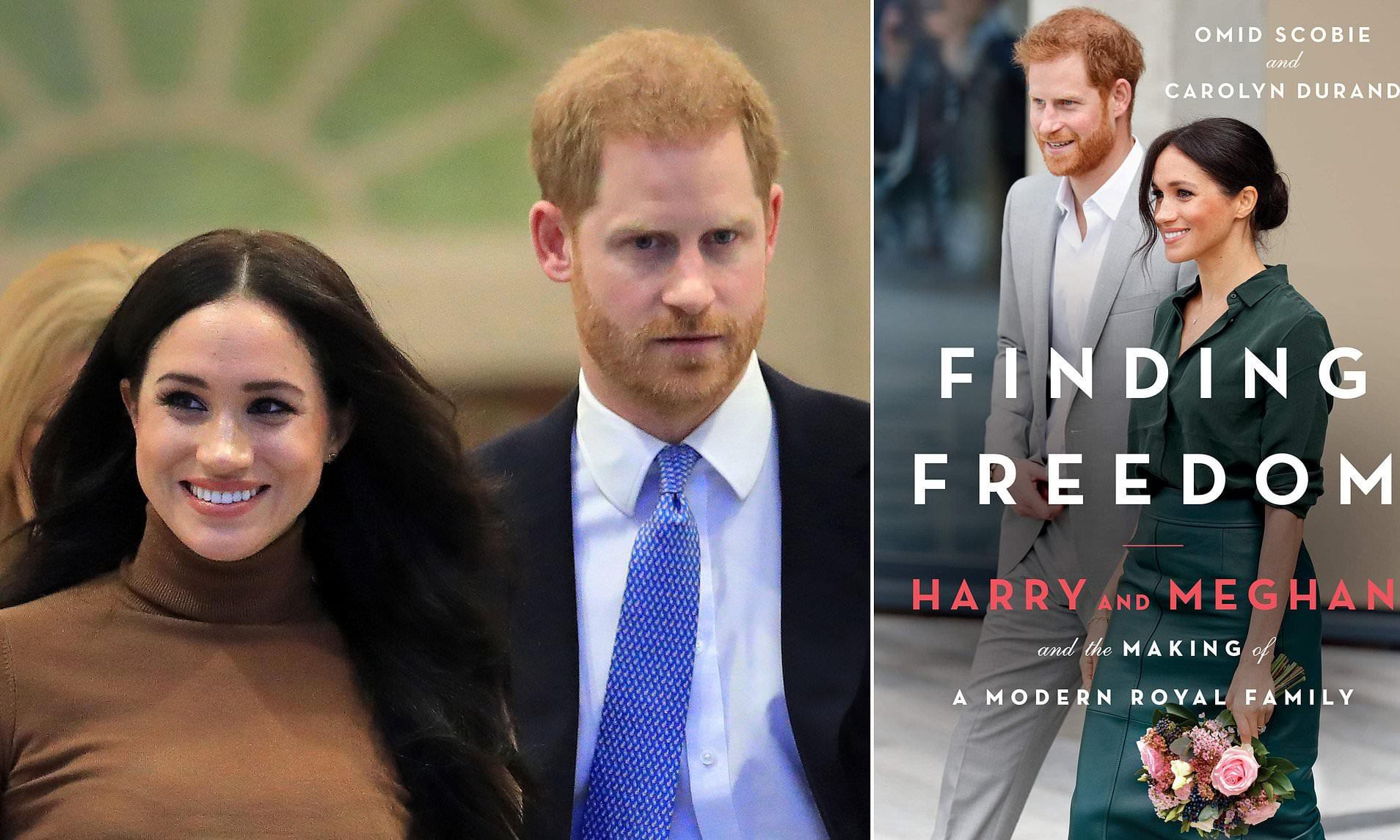 'Đòn' tiếp theo Meghan Markle và Hoàng tử Harry dành cho Hoàng gia Anh: Phát hành tự truyện 'Đi Tìm Tự Do'