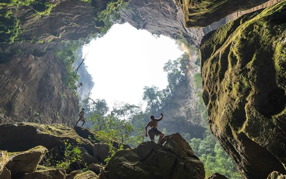 Chuyên gia thám hiểm cho biết Kong Collapse chưa được khẳng định là hố sụt cao nhất Việt Nam
