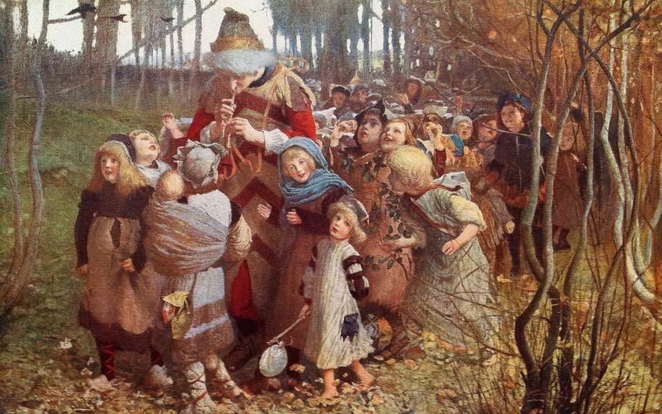 Những giả thuyết kinh dị chứng tỏ 'Người Thổi Sáo Thành Hamelin' có khả năng là sự kiện có thật