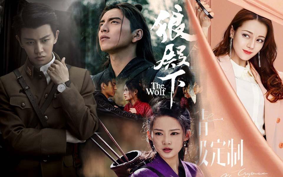 Phim Hoa ngữ lên sóng tháng 5 và cuộc chiến trai đẹp: Tiêu Chiến đối đầu Nhậm Gia Luân, Hoàng Cảnh Du