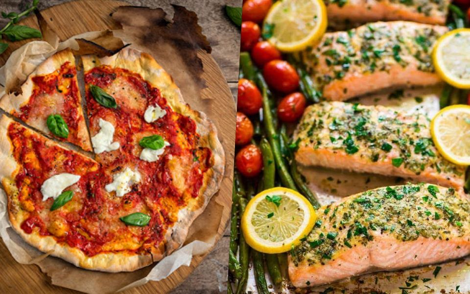 10 món ăn bình dân đang được phục vụ tại các nhà hàng sang trọng: Tiramisu, cá hồi cũng có trong danh sách