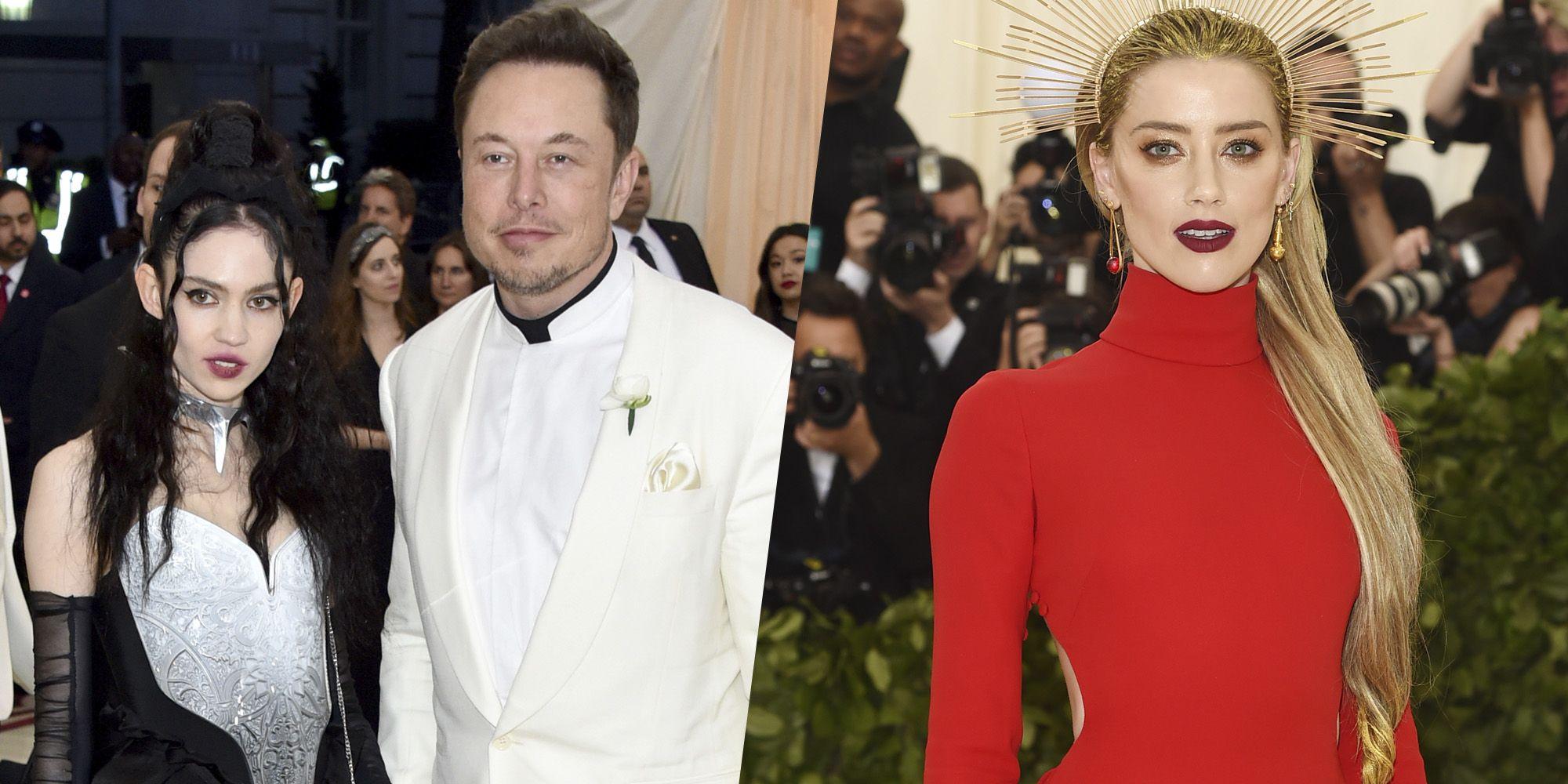 Amber Heard đau khổ vì mẹ mất, Elon Musk chào đón con đầu lòng với bạn gái kém tuổi