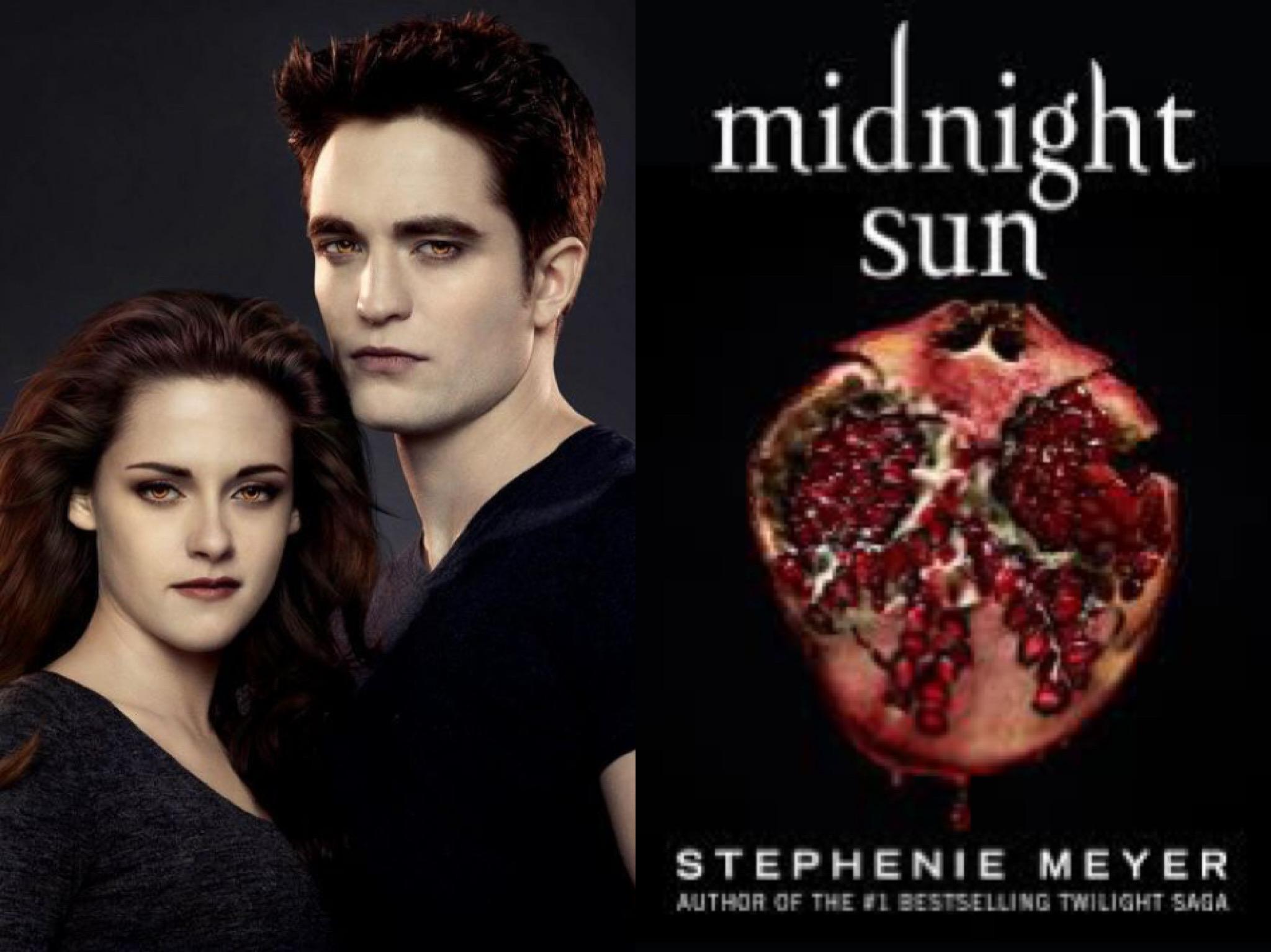 'Midnight Sun': Tiểu thuyết tiếp theo về gia đình ma cà rồng của tác giả 'Chạng Vạng' sắp ra mắt