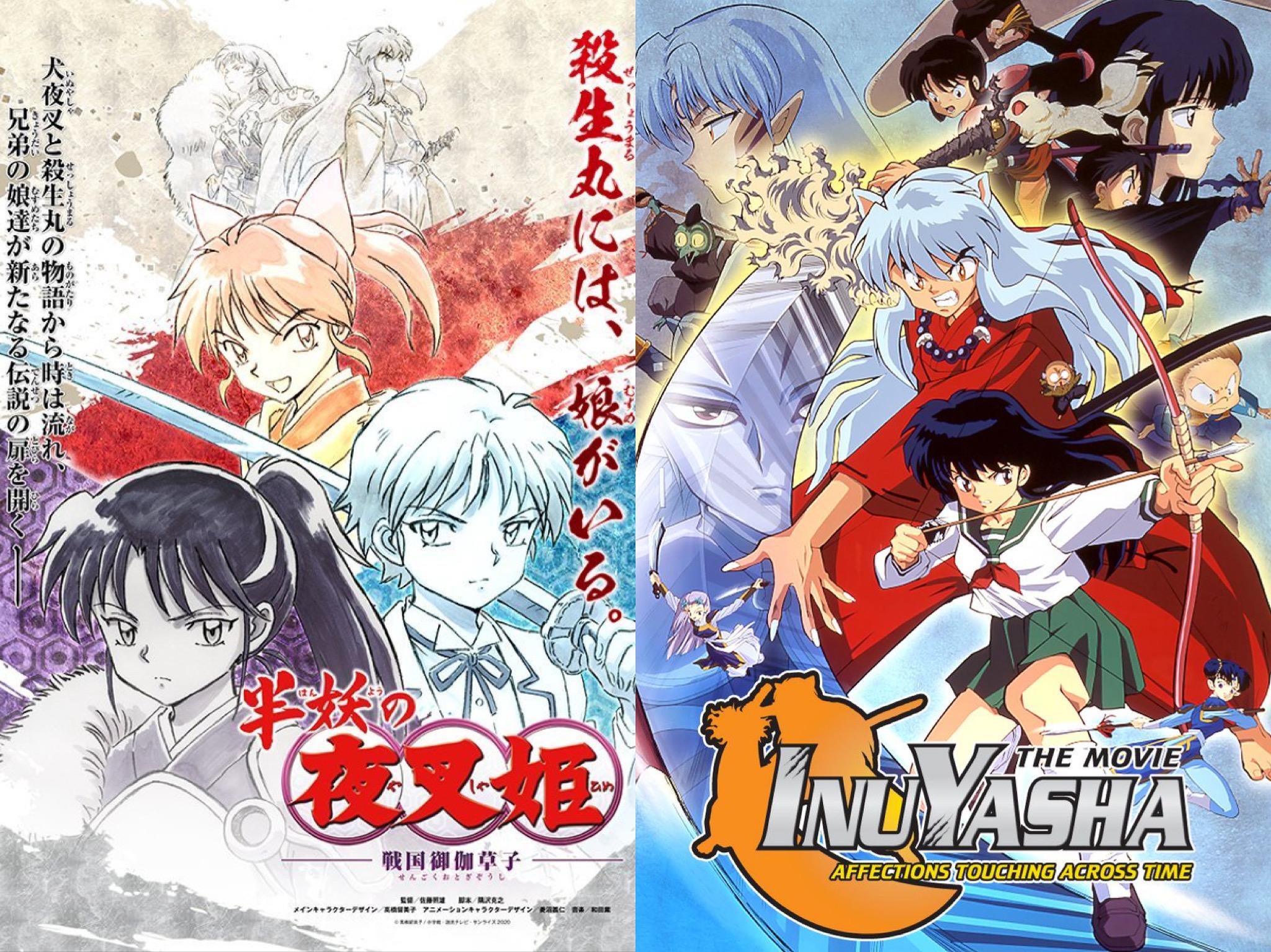 HOT: Inuyasha ra phần mới, cốt truyện hấp dẫn và tạo hình nhân vật cũng được tiết lộ