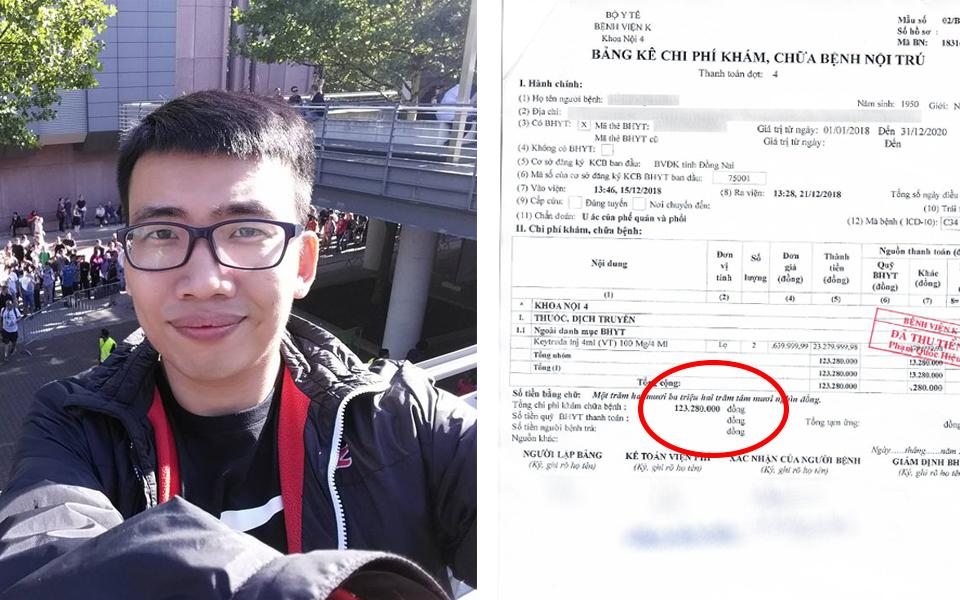 Chàng trai hiếu thảo đăng thông báo 'bán thân' để lấy tiền chữa bệnh cho mẹ