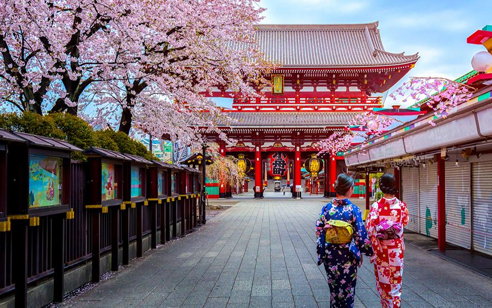 Nhật Bản sẽ giảm một nửa chi phí du lịch cho du khách hậu dịch covid-19