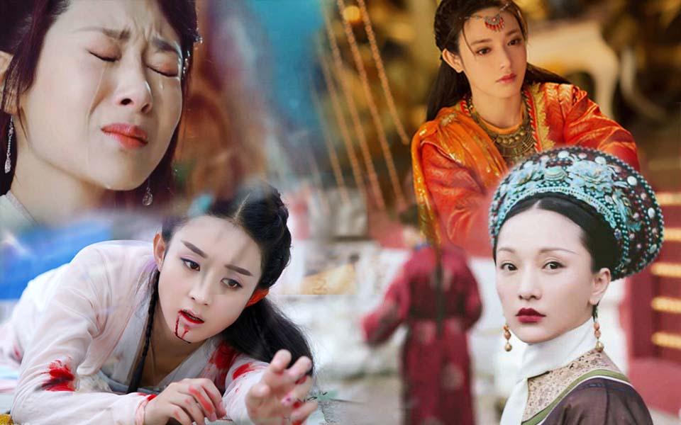 Hội các chị em nữ chính bị 'ngược' thê thảm nhất trong phim cổ trang Trung Quốc