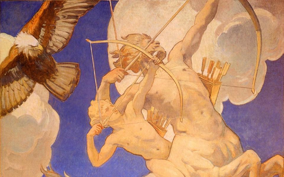 Biểu tượng 12 cung Hoàng Đạo (Kỳ 9): 'Chiron' - bậc thầy Nhân Mã dẫn dắt các anh hùng