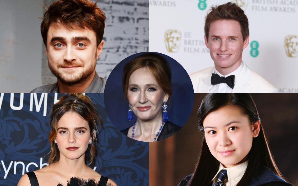 J.K. Rowling chia sẻ về quá khứ bị lạm dụng và là nạn nhân của bạo hành gia đình