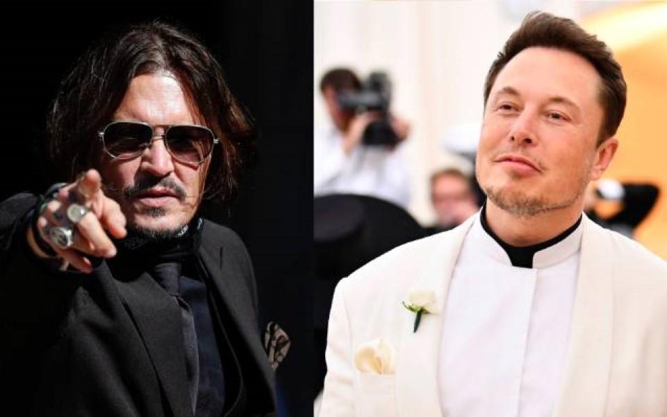 Elon Musk thách Johnny Depp 'đấu lồng sắt' sau khi bị nam diễn viên dọa 'cắt của quý'