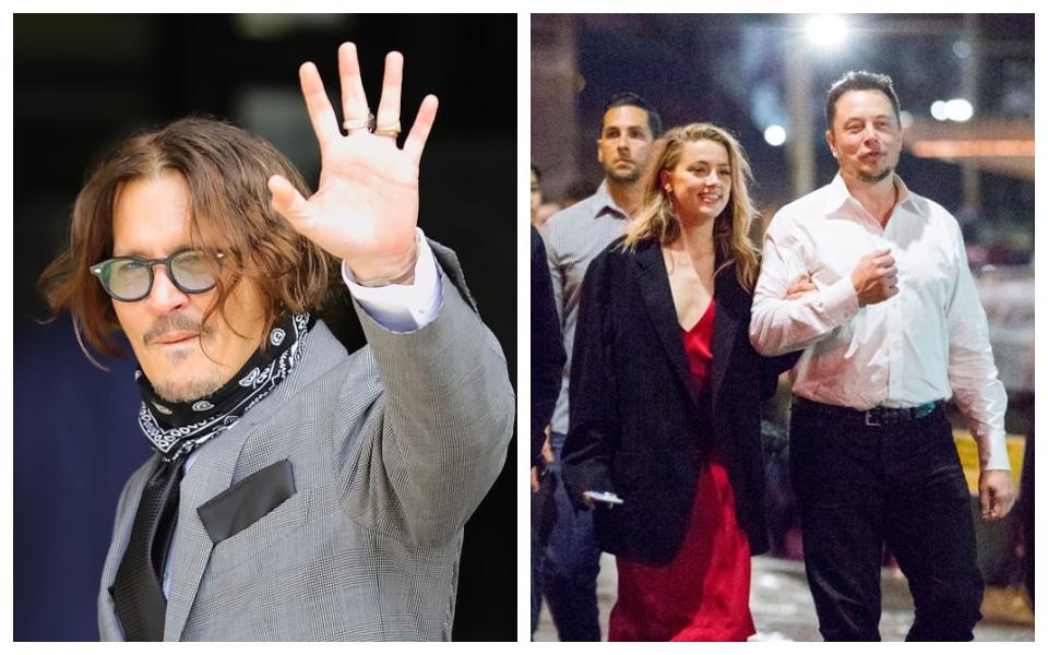 Nhân chứng xác nhận Amber Heard bị bầm mắt sau khi gặp Elon Musk trong khi Johnny Depp vắng nhà