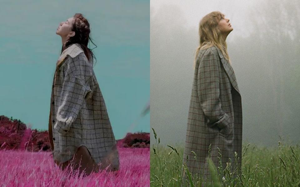 Bìa album mới của Taylor Swift bị nghi sao chép Đặng Tử Kỳ, fan Trung - Việt tranh cãi kịch liệt