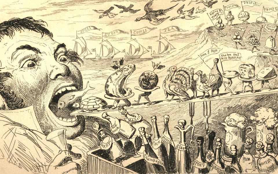 Chuyện kinh dị về Tarrare, gã đàn ông ăn cả thế giới từ rác thải đến thịt người