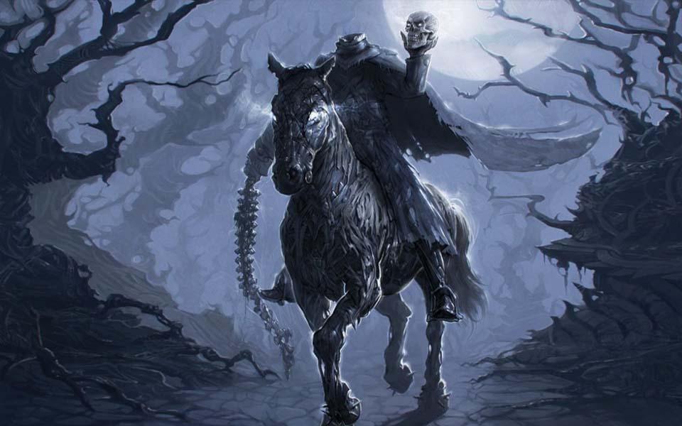 Dullahan - Kỵ sĩ không đầu, một trong những bóng ma đáng sợ nhất trong truyền thuyết cổ xưa
