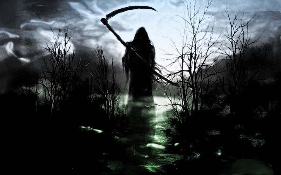 Truyền thuyết về Grim Reaper, thực thể thần bí dẫn lối con người đến địa ngục