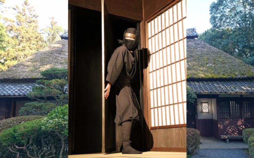 Bảo tàng Ninja nổi tiếng Nhật Bản bị kẻ trộm lấy sạch tiền trong nháy mắt