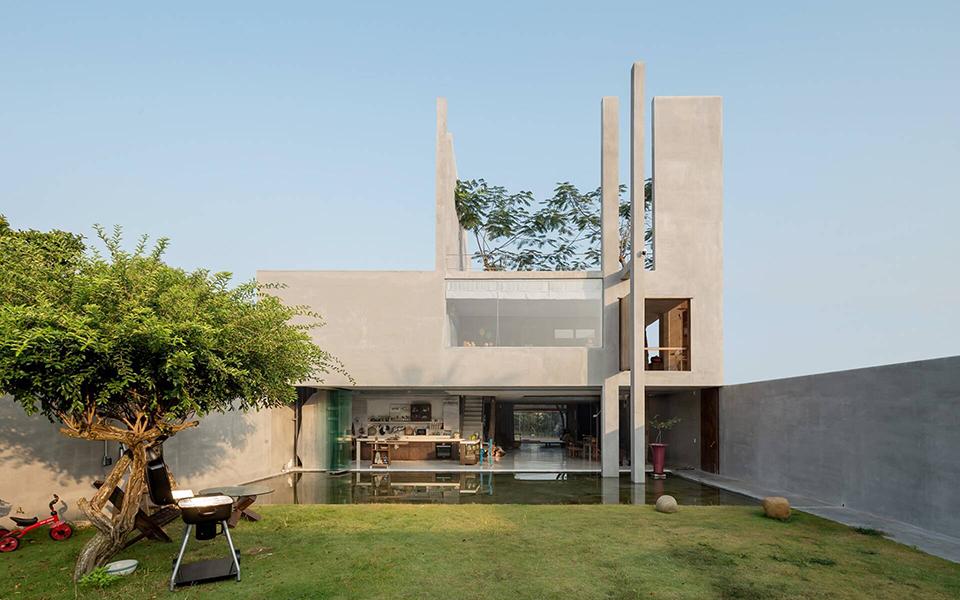 Dạ House: Biệt thự đẹp mê hồn được khen là phiên bản Việt của ngôi nhà trong siêu phẩm Parasite