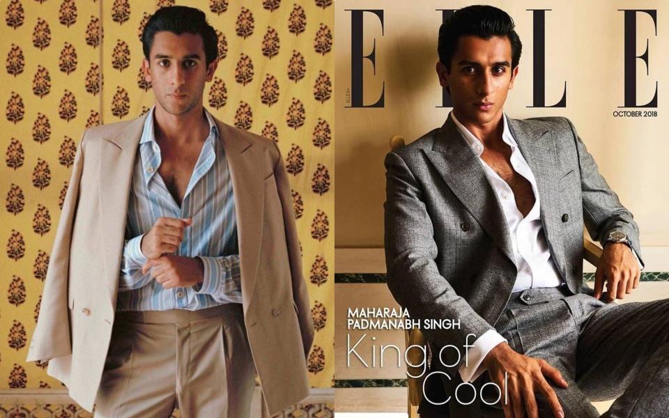 Vị vua trẻ Ấn Độ: 22 tuổi đã sở hữu 2,8 tỷ USD, đẹp trai lịch lãm và vẫn còn độc thân