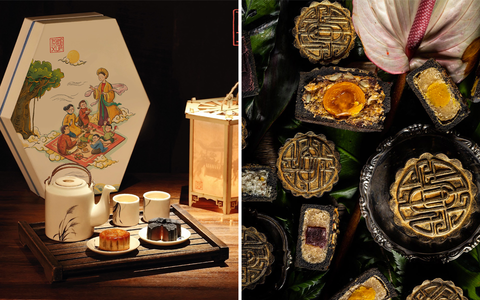 10 hộp bánh Trung Thu made in Việt Nam sáng tạo và 'đẹp xỉu' đang được dân tình nô nức khen ngợi