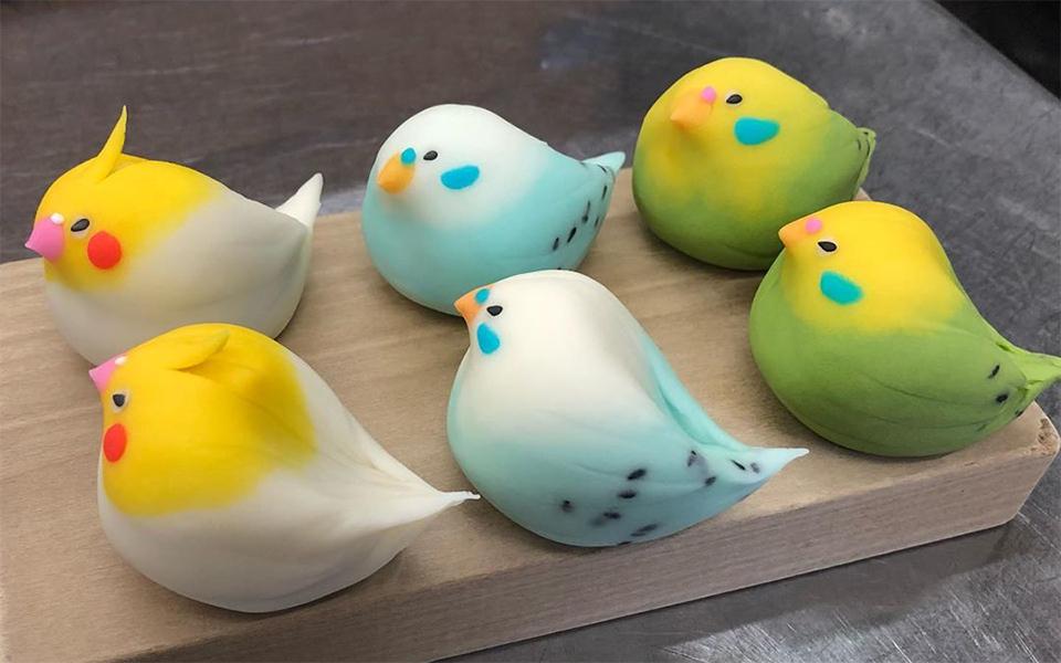 Thợ làm bánh ngọt truyền thống Nhật Bản 'gây sốt' với bộ sưu tập bánh chủ đề động vật đáng yêu