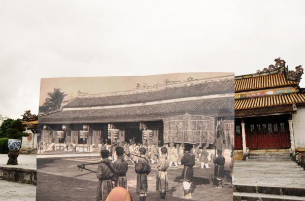 Bồi hồi khi bắt gặp Sài Gòn xưa trong Sài Gòn nay
