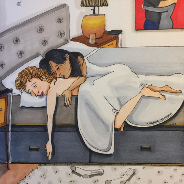 relatable couple relationships illustrations amanda oleander los angeles 7 5ad5f0f7ebfe8 700