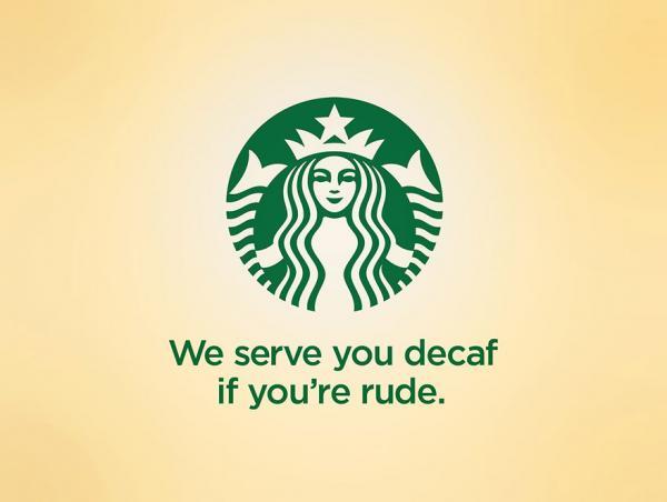 'Chết cười' với cách nhân viên đồ họa chế slogan để 'bóc mẽ' các nhãn hiệu nổi tiếng