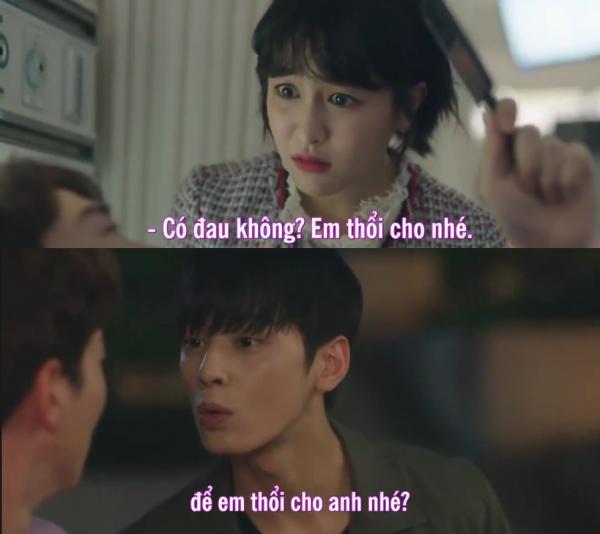 Người Đẹp Gangnam: 'Rụng tim' với loạt khoảnh khắc siêu ngầu của 'lạnh lùng boy' Cha Eun Woo