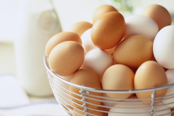 egg i kurv