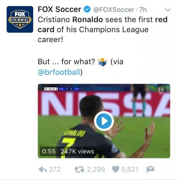 ronaldo red card2
