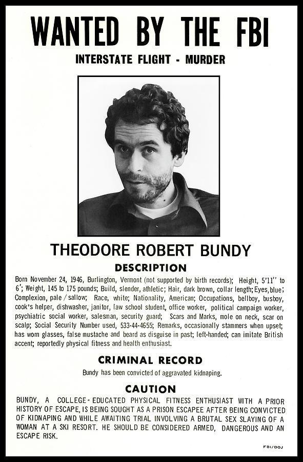 serial killer ted bundy daniel hagerman