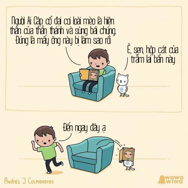 funny comics edited