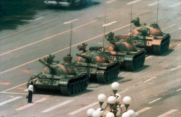 time 100 influential photos jeff widener tank man 81