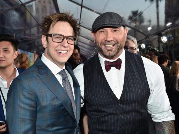 James Gunn bắt tay làm 'Suicide Squad 2', Dave Bautista mong muốn cùng tham gia