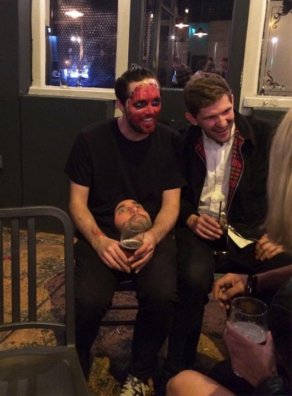 38 ý tưởng hóa trang Halloween cho hội xấu tính nhưng nhiều muối