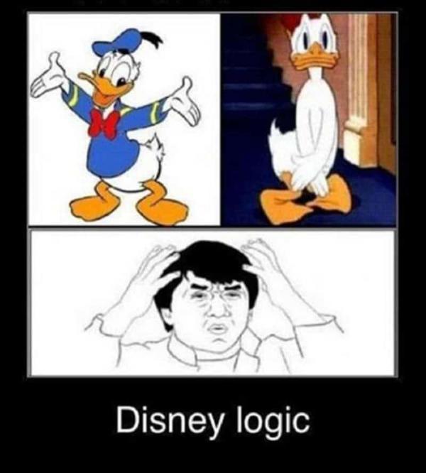 Có những phim hoạt hình không nên xem lại nếu không muốn đau đầu vì sự phi logic của nó