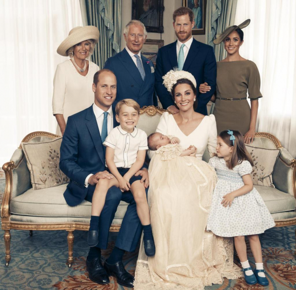 prince louis of cambridge official christening photographs 3