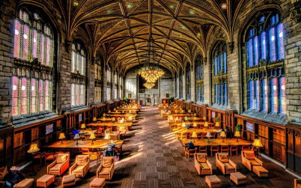 university of chicago harper library christopher arndt