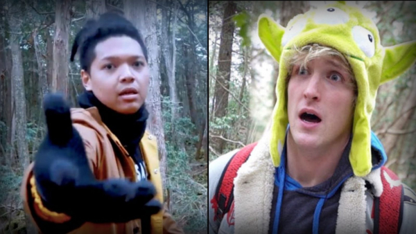 indonesian youtuber suicide forest