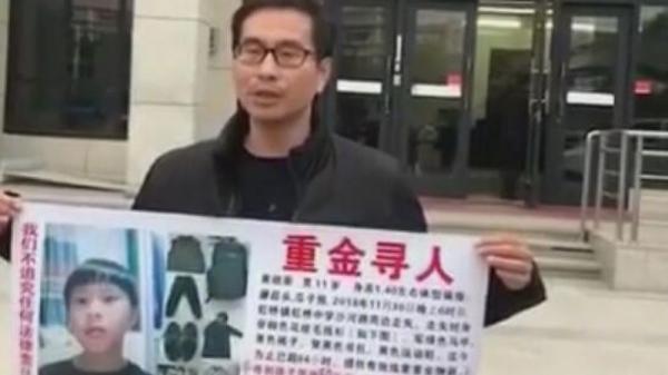 Mẹ bị bắt giữ vì tung tin con trai mất tích để kiểm tra chồng có yêu thương gia đình không