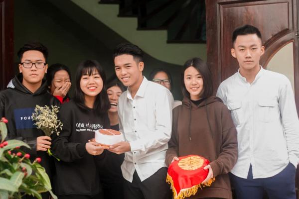lost bird to chuc sinh nhat cho ban than 8