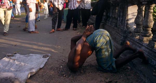 devotee in india