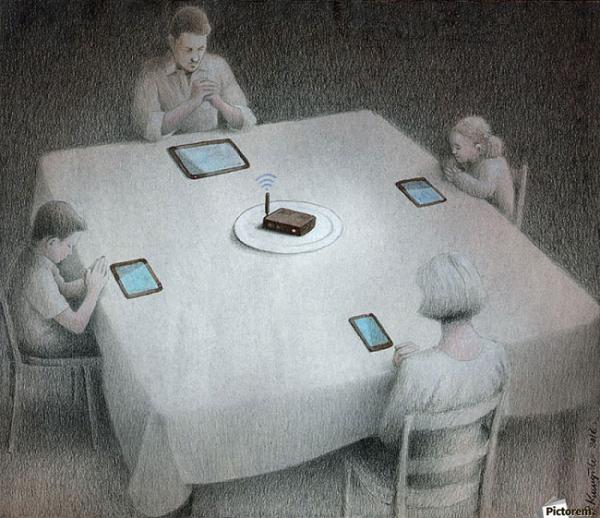 illustrazioni satira societa moderna politica pawel kuczynski 47