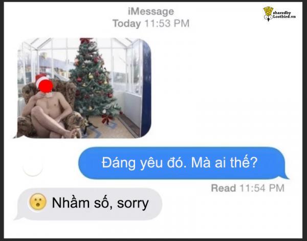 Những lần nhắn nhầm khiến bạn chỉ muốn độn thổ ngay tức khắc